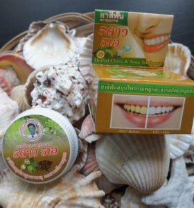 Тайская зубная паста с нони