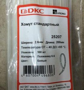 Хомут нейлоновый DKC