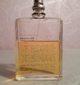 Escentric 03, Molecules, 100ml