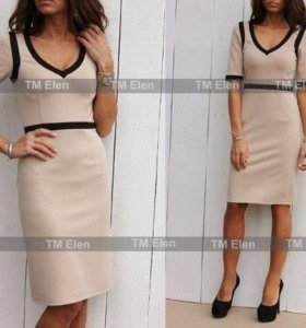 Платье новое р42