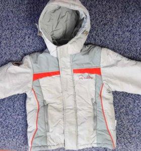Куртка демисезонная 104
