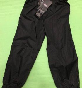 Новые штаны ветровочные Molo Дания р110-116