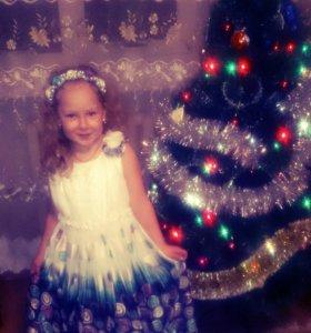 Платье 👗 для маленькой принцессы