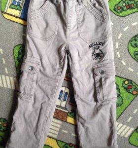 На 110р  Disney брюки утеплённые