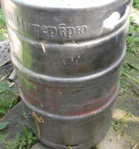 Пивная кега 50  литров