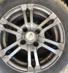 Б/У легковые и грузовые шины и диски