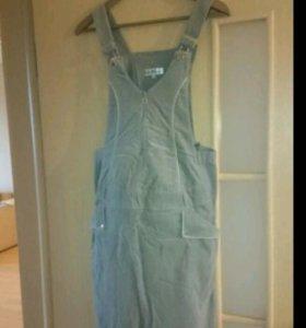 Платье-сарафан для беременной р44