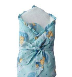 Конверт-одеяло на выписку