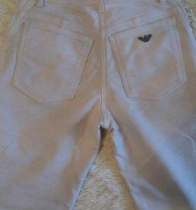 А Р М А Н И , джинсы женские утепленные
