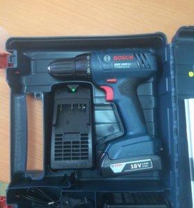Новый Аккумуляторный шуруповерт Bosch GSR 1440 Li