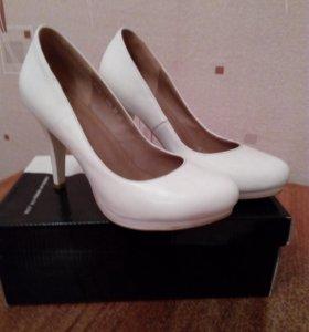 Туфли свадебные, 37р-р