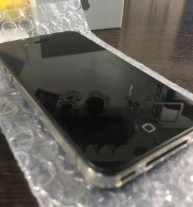 Обмен на телефоны не предлагать!!! iPhone 4s 16g