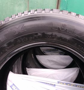 Шины Michelin ltx 245/65/17 всесезонная