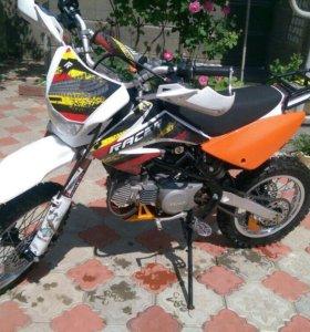 Продается мотоцикл Raser Pro 160