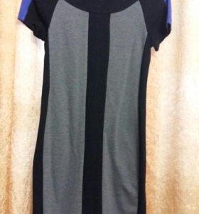 Х/б платье