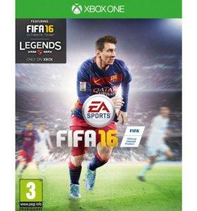 FIFA 16 Xbox one.
