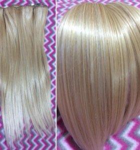 Накладные волосы (на типсах)
