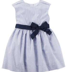 Нарядное пышное платье Carters