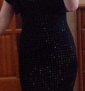 Котельное Черное платье