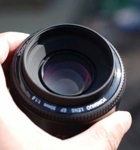 🆕 Объектив for Canon f1.8