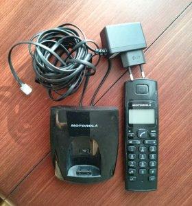Стационарный телефон Motorola
