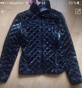 Стеганая куртка 40-42р