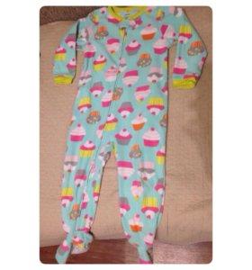 Комбинезон (пижама) флис