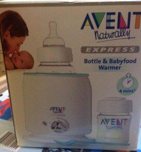 Подогреватель бутылочек и питания AVENT