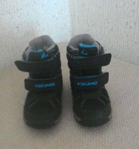 Ботинки зимние Викинг