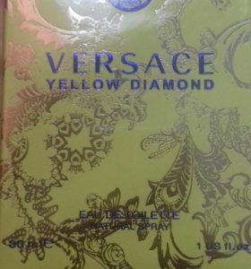 VERSACE YELLOW DIAMOND 30 мл