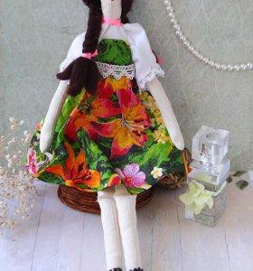 "Интерьерная кукла ""Элен"""