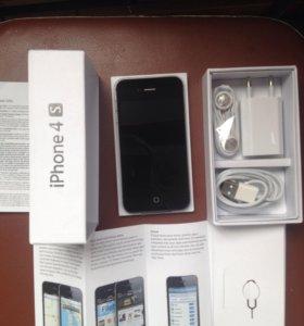 Iphone Черный 16 гб 4s