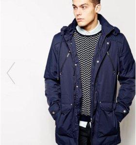 Зимняя куртка/Парка Solid