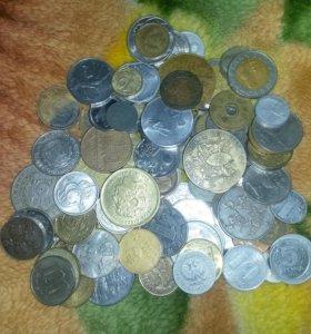 Монеты коллекция