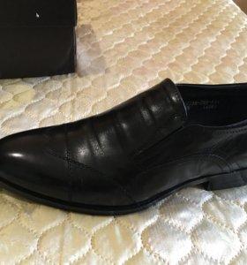 Итальянские туфли Барсело Бьяджио, оригинал.