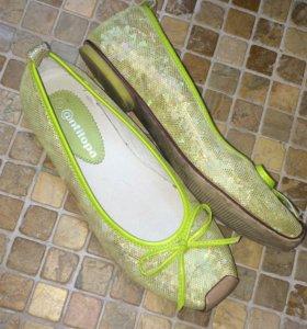 """Туфли для девочки """"antilopa"""""""