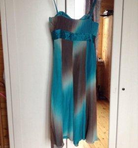 Коктейльное платье Monsoon рус размер 40-42.ТОРГ