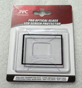 """Защитное стекло JYC 3.0"""" для фотоаппаратов"""