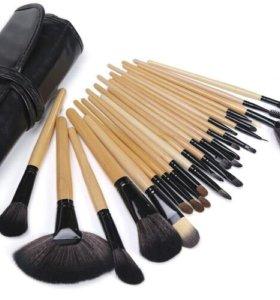 Новый набор Кистей для макияжа