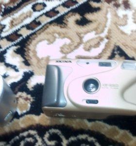 Колонка и фотоапорат