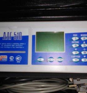 Газоанализатор ДАГ-510