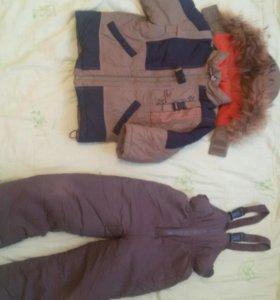 Зимняя куртка 98