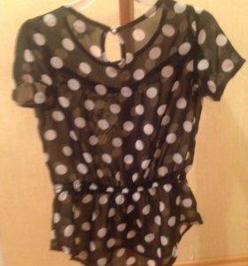 Туника - блуза