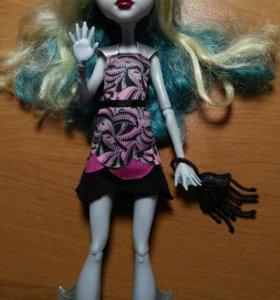 Monster High Кукла Монстер Хай Лагуна Блю