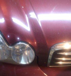 Hyundai sonata 4 EF рестайлинг