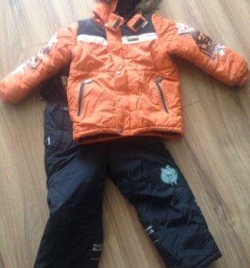 Куртка и Комбинезон Керри 122 зима