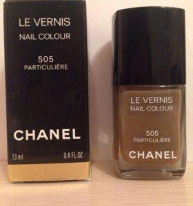 Лак для ногтей Chanel 505 Particuliere