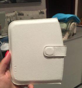 Чехол-карман для Pocketbook 360 белый