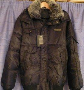 Куртка мужская новая р-р 48-50
