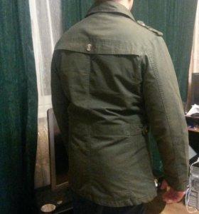 Стильная куртка-педжак  54-56 р рост 184